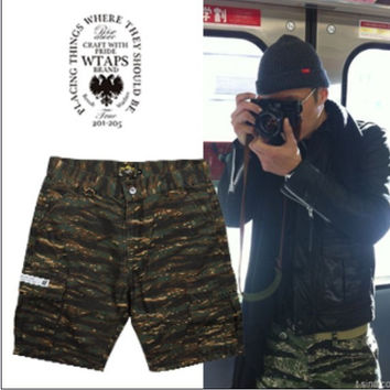 Fashion Camouflage Casual Pants [8598688131]