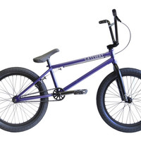 Cult Gateway BMX Bike Indigo