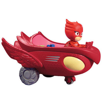 PJ Masks Vehicles - Owlette and Owl Glider