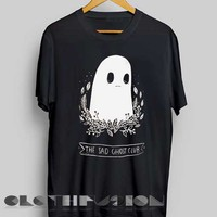 Unisex Premium The Sad Ghost Cub T shirt Design Clothfusion