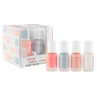Essie Mini Cube Wedding, Mariage Collection 2014 4 Pcs 0.16 Oz