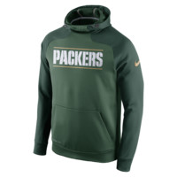 Nike Championship Drive Hyperspeed Pullover (NFL Packers) Men's Training Hoodie