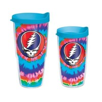Tervis® Grateful Dead Steal Your Face Wrap Tumbler with Lid