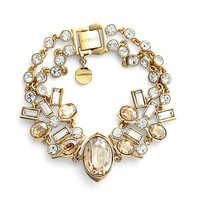 ModeWalk.com: 2-Row Bracelet by Givenchy