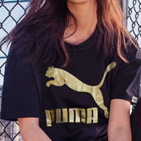 Puma: you love a Puma T-shirt with men and women