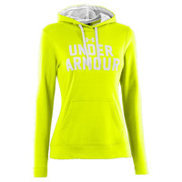 Women's Under Armour Battle Hoodie