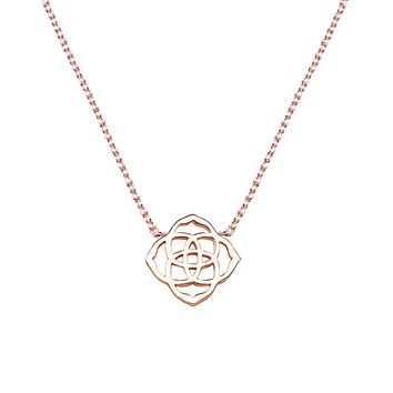Decklyn Pendant Necklace in Rose Gold - Kendra Scott Jewelry