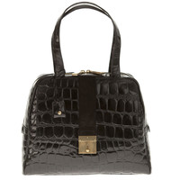Marc Jacobs Crocodile Leather Hand Bag