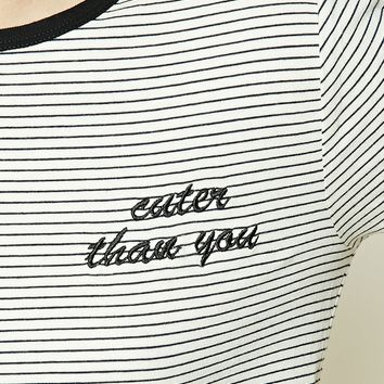 Cuter Than You Graphic Tee