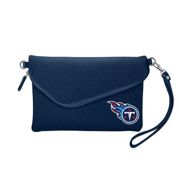 Tennessee Titans Tailgate Pebble Purse
