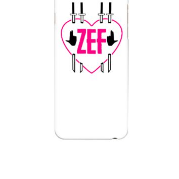 Zef Heart - iphone 6 Case