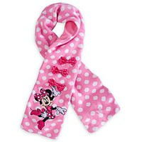 Minnie Mouse Scarf for Girls - Personalizable | Disney Store