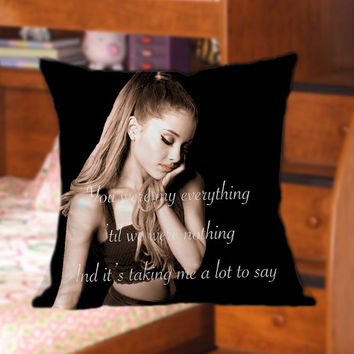Ariana Grande My Everything for Pillow Cover