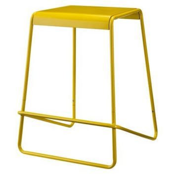 TOO by Blu Dot Plop Counter Stool - Yellow