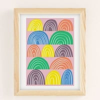 Marcus Oakley Hill Art Print | Urban Outfitters