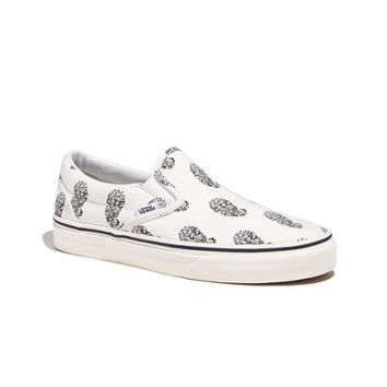 fcafeab80d VANS®   MADEWELL PAISLEY SLIP-ONS from Madewell