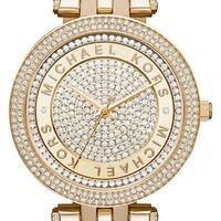 MICHAEL Michael Kors 'Mini Darci' Bracelet Watch, 33mm | Nordstrom