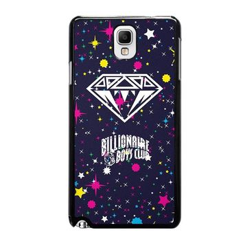 BILLIONAIRE BOYS CLUB BBC DIAMOND Samsung Galaxy Note 3 Case Cover