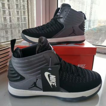 """Nike Air Jordan XXXII"" Men Sport Casual Fashion Breathable Basketball Shoes Sneakers"