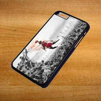 DCKL9 MICHAEL JORDAN new slam dunk Design For iPhone 6 Plus Case *76*