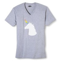 Men's Unicorn Rainbow Tee