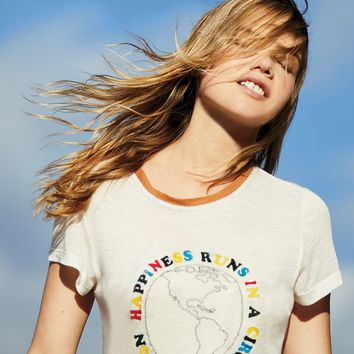 Free People Happiness Tee