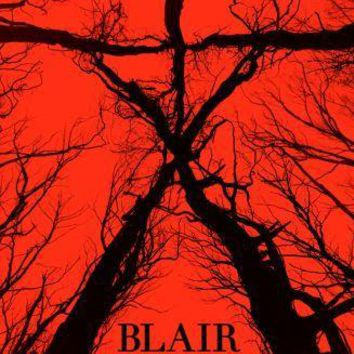 Blair Witch movie poster Sign 8in x 12in