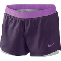 Nike Training Icon Woven 2 In 1 Shorts Womens