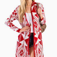 Joshua Tree Long Cardigan $39
