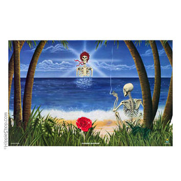 Grateful Dead Sunshine Daydream Poster on Sale for $7.99 at The Hippie Shop