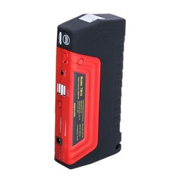 Car Jump Starter Pack Booster Charger Battery Power Bank Red e558b6d89787