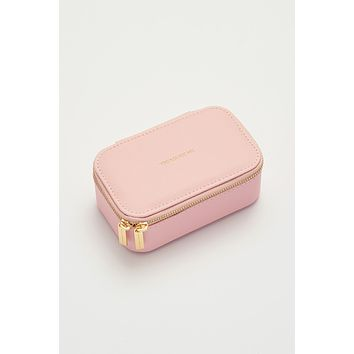 Mini Jewelry Box - Treasure Me - Blush