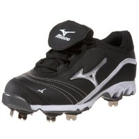 Mizuno Women's 9-Spike Swift G2 Switch Softball Metal Cleat
