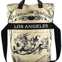 Christian Audigier ''Los Angeles'' Shoulder Bag