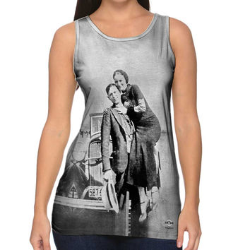 Original Gangster Bonnie And Clyde 1933