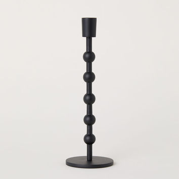 H&M Tall Metal Candlestick $17.99