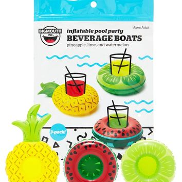 BigMouth Pool Beverage Boat Set