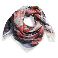 Women's BCBGeneration Silk Square Scarf
