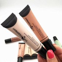 YY PIGMENT Brand 9 Colors Makeup Liquid Foundation Face Base Concealer Cosmetic SP15 Oil-control Whitening Foundation