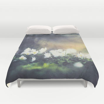 Rugged beauty Duvet Cover by HappyMelvin