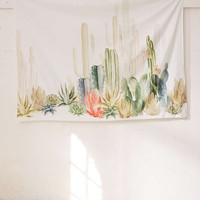 Cactus Landscape Tapestry - Urban Outfitters
