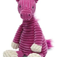 Infant Jellycat 'Cordy Roy Pansy Pony' Stuffed Animal