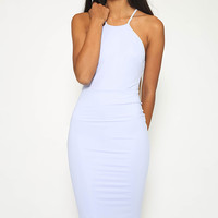Tyla Dress - Blue