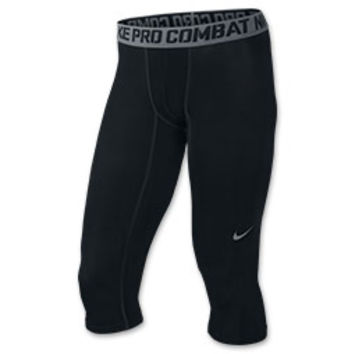 Men's Nike Pro Combat Core Compression 3/4 Tights