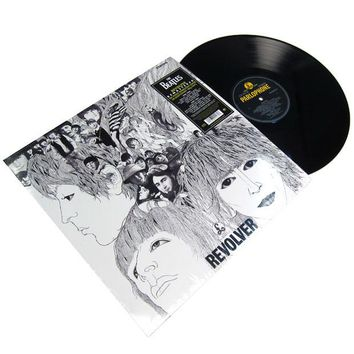 The Beatles: Revolver (Remastered, 180g) LP