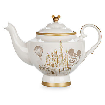 Walt Disney World Vintage Collection Tea Pot | Disney Store