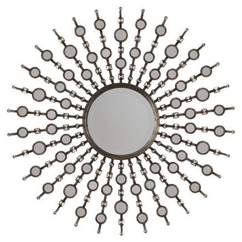 Uttermost Kimani Antique Silver Mirror - 13581 B