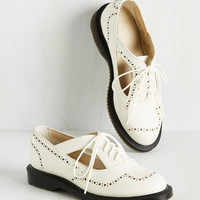 Before, During, and Dapper Flat | Mod Retro Vintage Flats | ModCloth.com