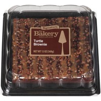 The Bakery Signature Turtle Brownie, 13 oz - Walmart.com