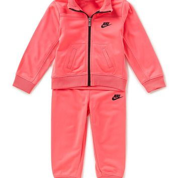 Nike Baby Girls 12-24 Months Track Jacket & Pant Set | Dillards